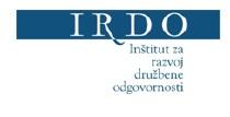 IRDO-priporočilo